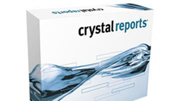 Crystal Report Product Box