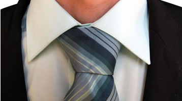 Manager Tie Closeup