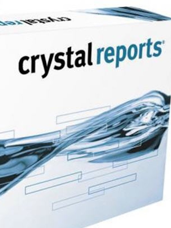 Crystal Reports Box